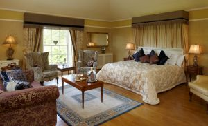 Bedrooms @ Crover House Hotel
