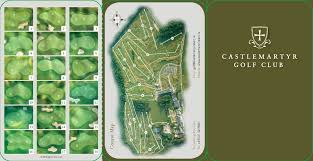 Castlemartyr Golf Course Layout