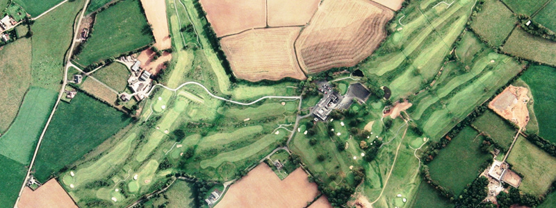 Edenmore Golf Course Layout