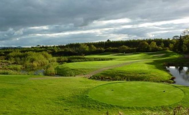 Balcarrick golf course Dublin