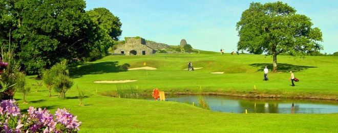 Ballinrobe golf course Mayo
