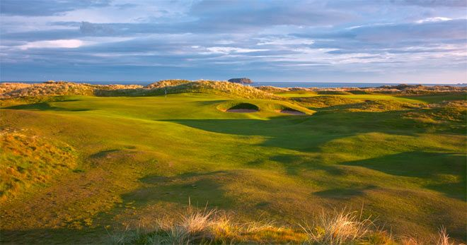 Ballyliffin golf course Donegal