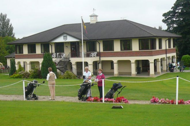 Banbridge golf course Down