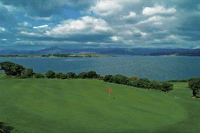 Bantry Bay golf course Cork