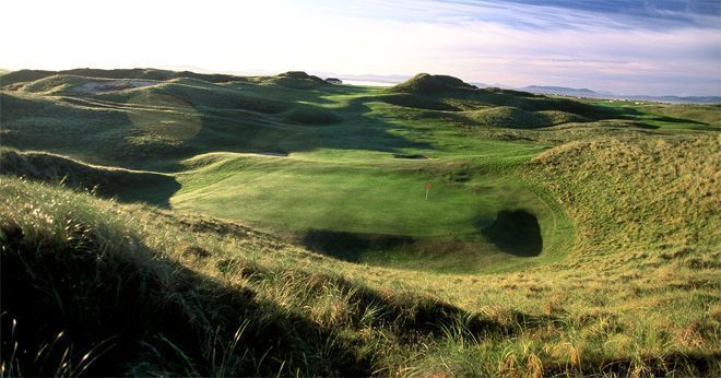 Carne Golf Links golf course Mayo