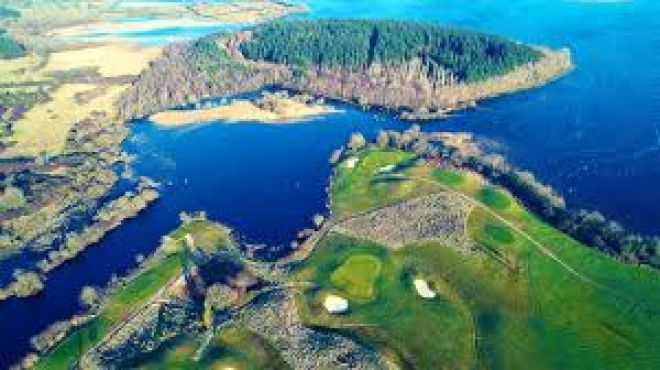 Carrick-on-Shannon golf course Leitrim