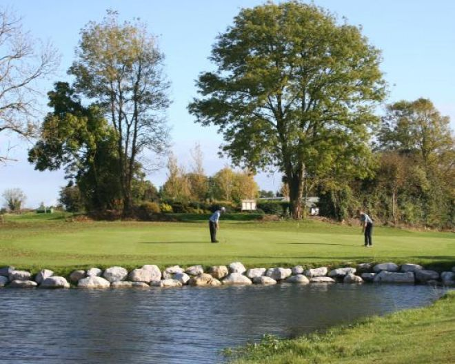 Castle Barna golf course Offaly