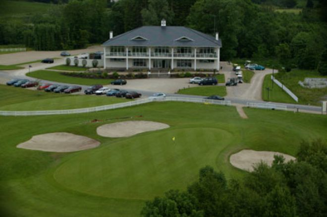 Castle Hume golf course Fermanagh