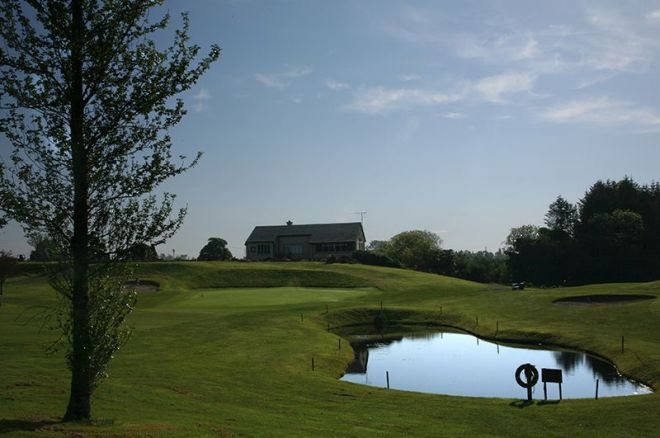 Claremorris golf course Mayo