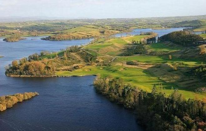 Concra Wood Golf & Country Club golf course Monaghan