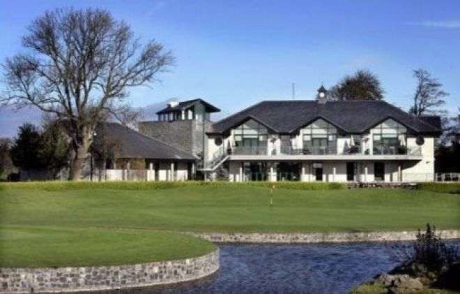 Corrstown golf course Dublin