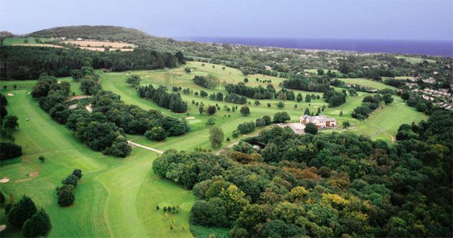Delgany golf course Wicklow