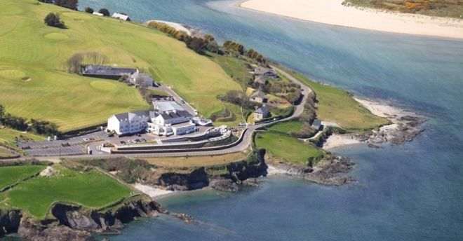 Dunmore golf course Cork