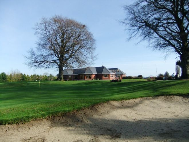 Edenderry golf course Offaly
