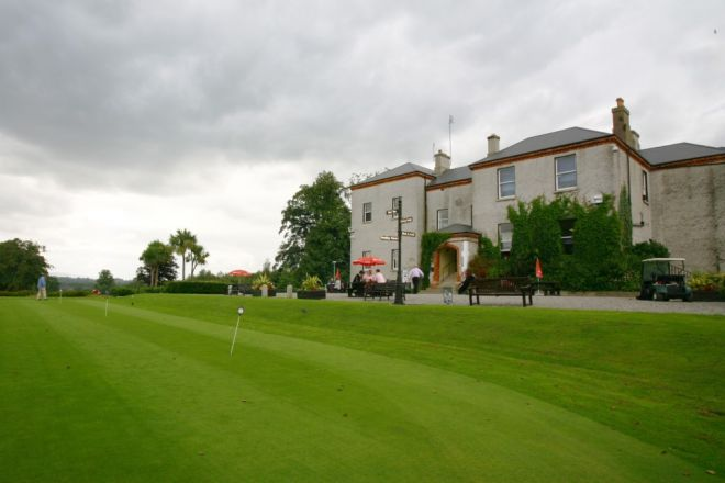 Elmgreen golf course Dublin