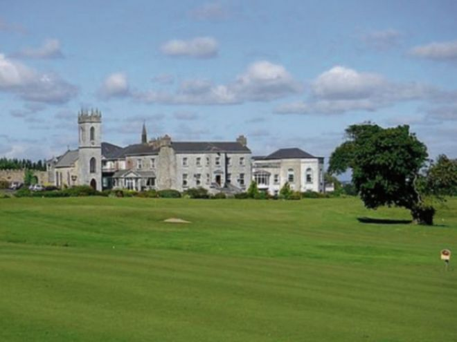 Glenlo Abbey golf course Galway