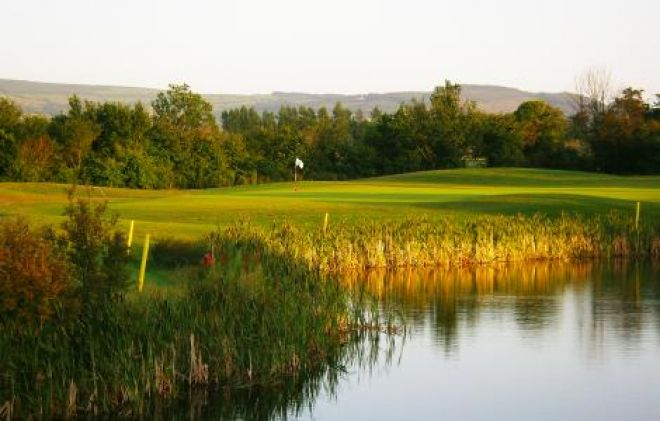 Grange Castle golf course Dublin