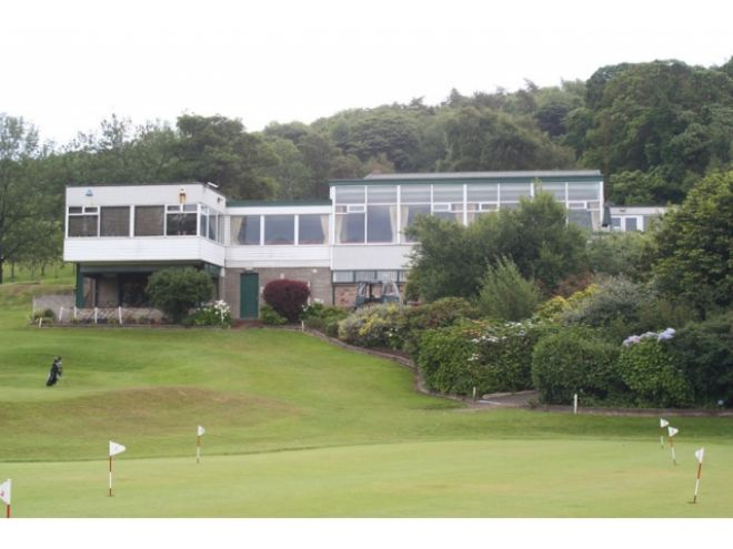 Holywood golf course Down