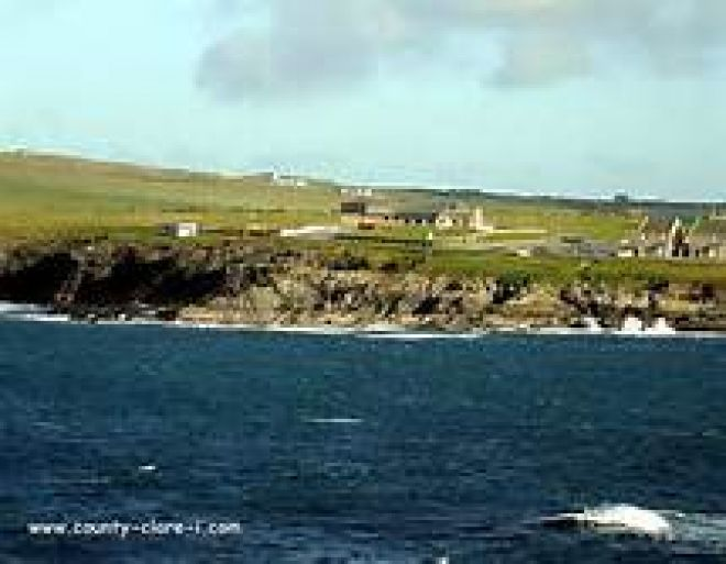 Kilkee golf course Clare