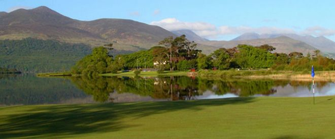 Killarney Mahony's Point golf course Kerry