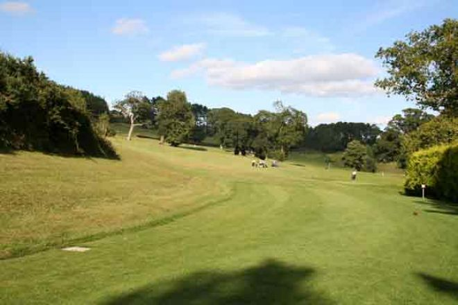 Lismore golf course Waterford