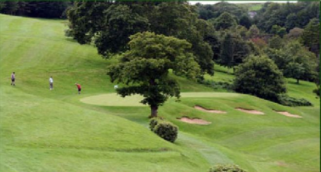 Macroom golf course Cork