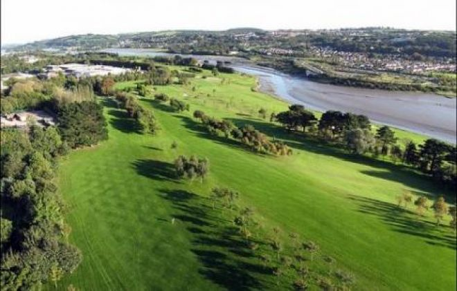 Mahon golf course Cork