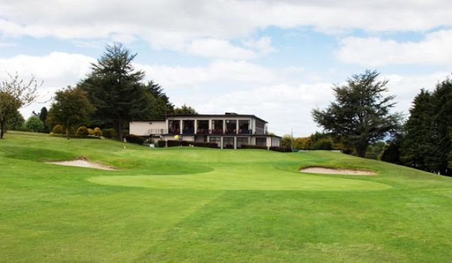 Mallow golf course Cork