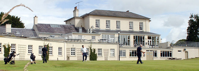 Manor golf course Derry