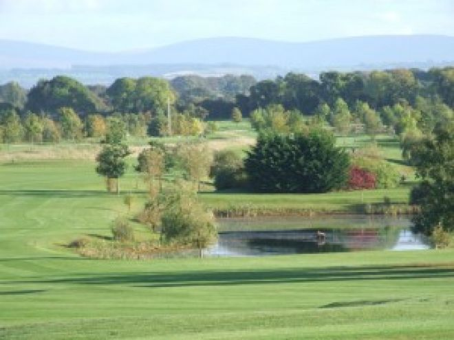 Millicent golf course Kildare