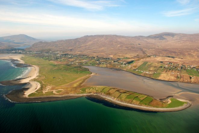 Mulranny golf course Mayo