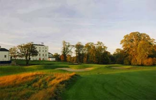 New Forest golf course Westmeath