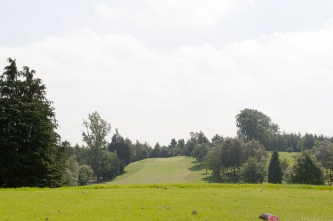 Omagh golf course Tyrone