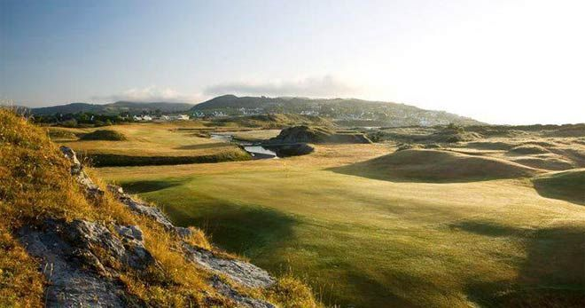 Portsalon golf course Donegal