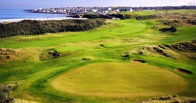 Portstewart golf course Derry