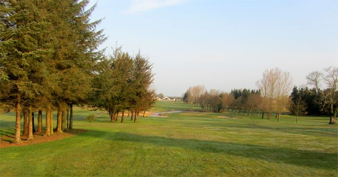 Roscommon golf course Roscommon