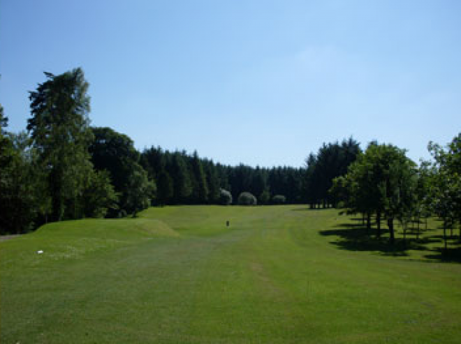 Strabane golf course Tyrone