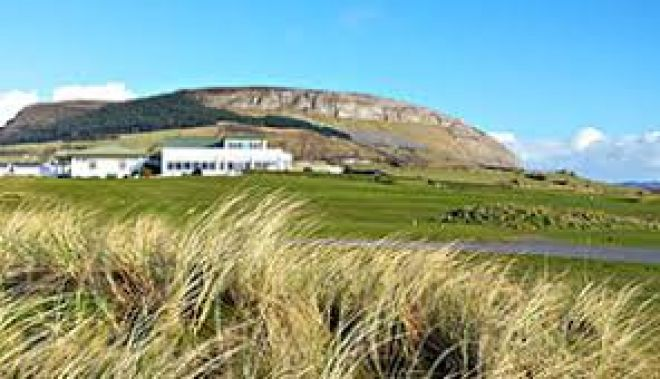 Strandhill golf course Sligo