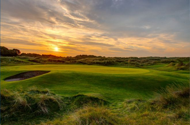 The Links Portmarnock golf course Dublin