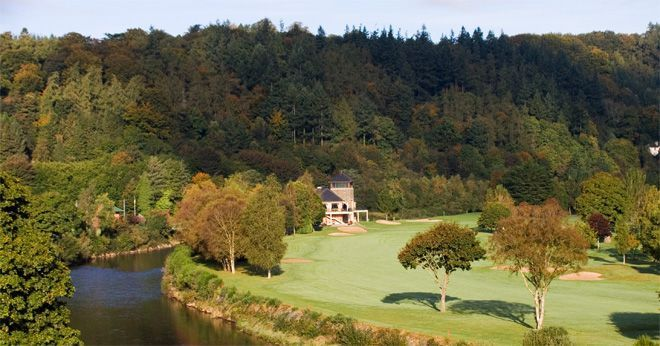Woodenbridge golf course Wicklow